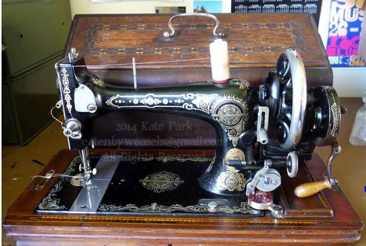 silent sewing machine