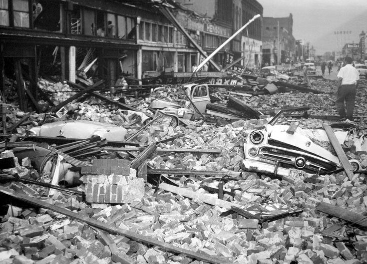 Your memories of the 1953 Waco tornado