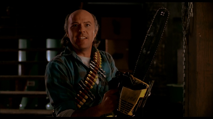 Reggie Bannister in Phantasm 2