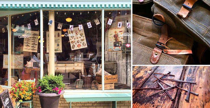 Cartolina - one of a kind retail store. www.cartolina.com