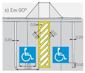 vagas estacionamento para deficientes - Pesquisa Google