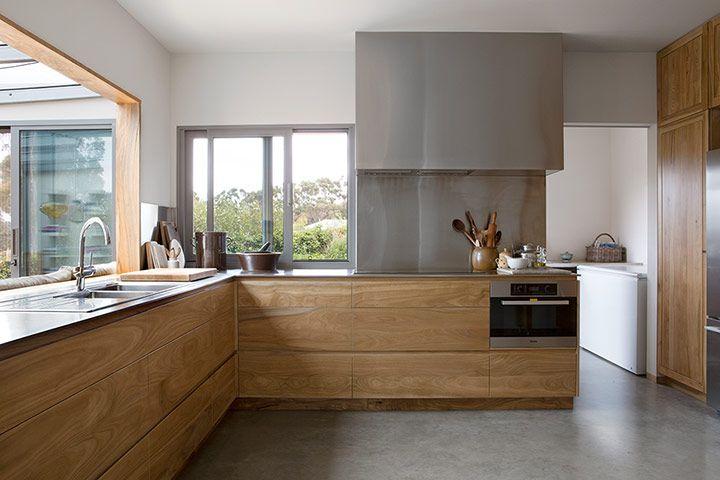 25 best ideas about timber kitchen on pinterest asian for Scandinavian design reno