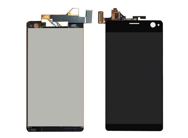 LCD Display+Touch Screen Digitizer for SONY XPERIA C4 OG (Black)  | eBay