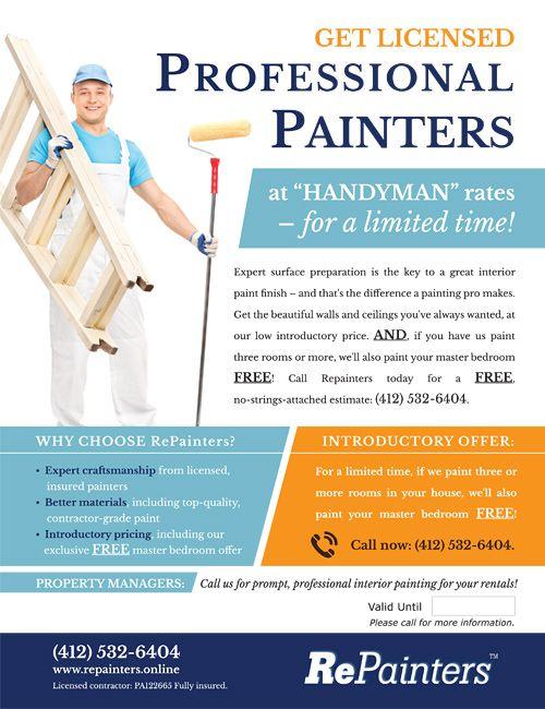 Painters flier http://orimega.com/graphic-designs/