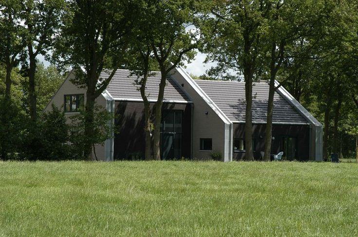 Moderne woning in Nieuwehorne