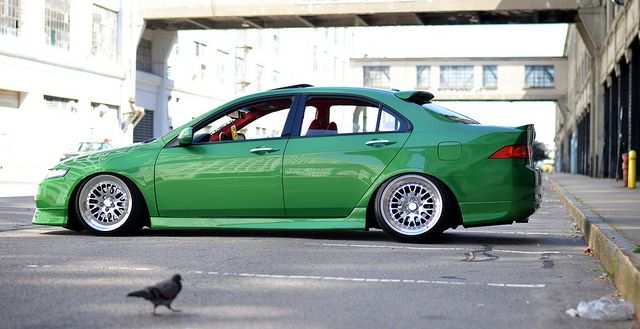 Acura  TSX. Not into the color too much but I get the idea. #Mynextfamilycar