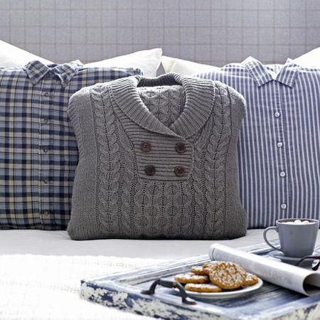 Home-Dzine - What to do with old sweaters or jerseys