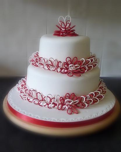 Wedding Cake Designs Royal Icing