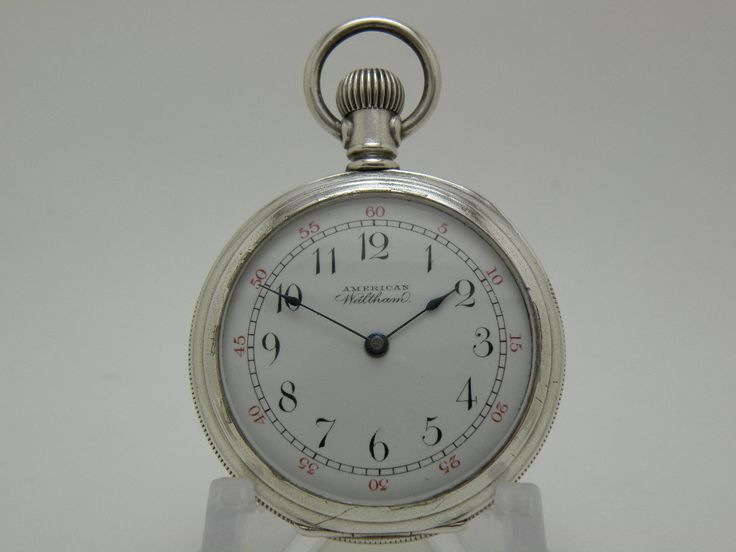 We are offering for sale a very wonderful and rare American Waltham Lady's Pendant Watch housed in a classic coin silver (90% silver content) case. This timepiece size 0, stem wind and stem set, 15-jewel high grade movement. This stunning dial and movement and case is all original and in just excellent condition. This pendant watch is 116 year old piece of history, this measures a small 1 3/8 Th.'s inches, rare for a watch this small in 1896.