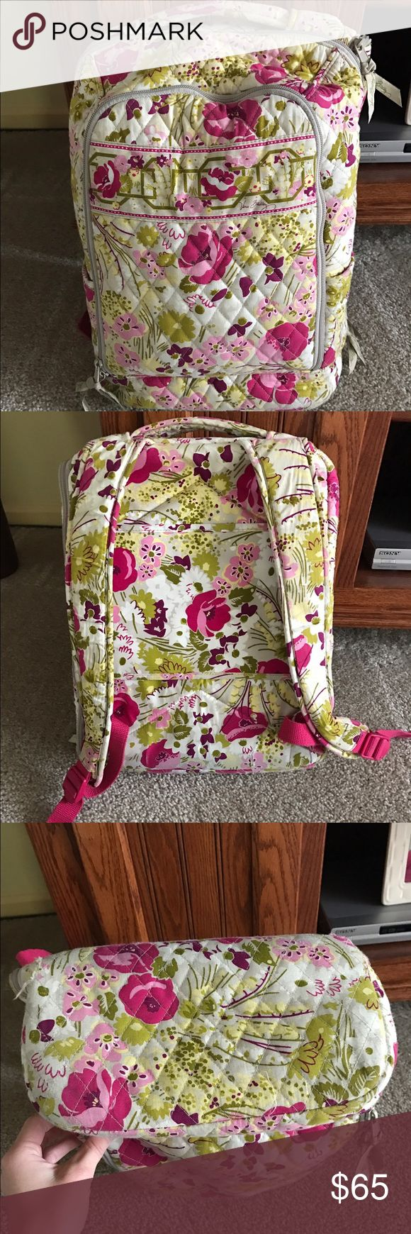 Vera Bradley Tech Backpack Gently Used & Good Cond…