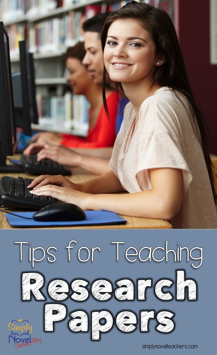 Research + paper + tips