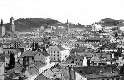 View of Lviv from the Citadel, Lviv