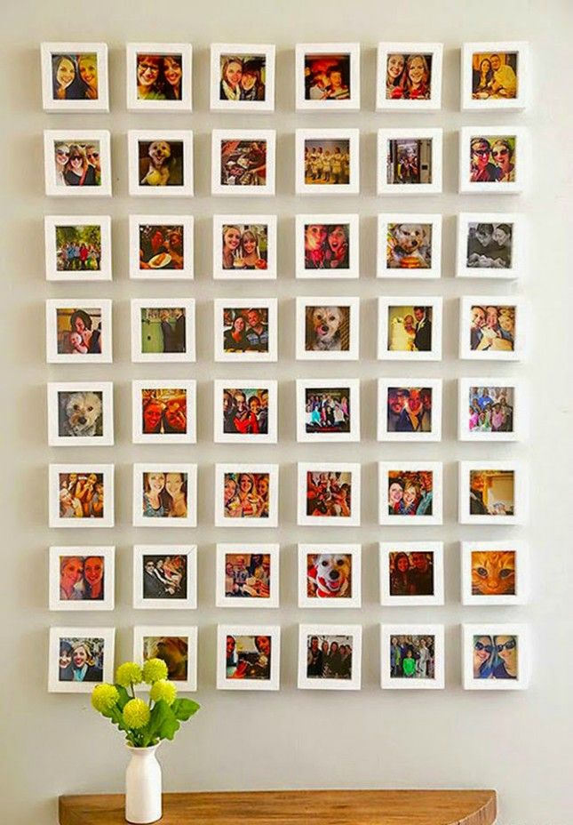Turn your Instagrams into cool wall art.
