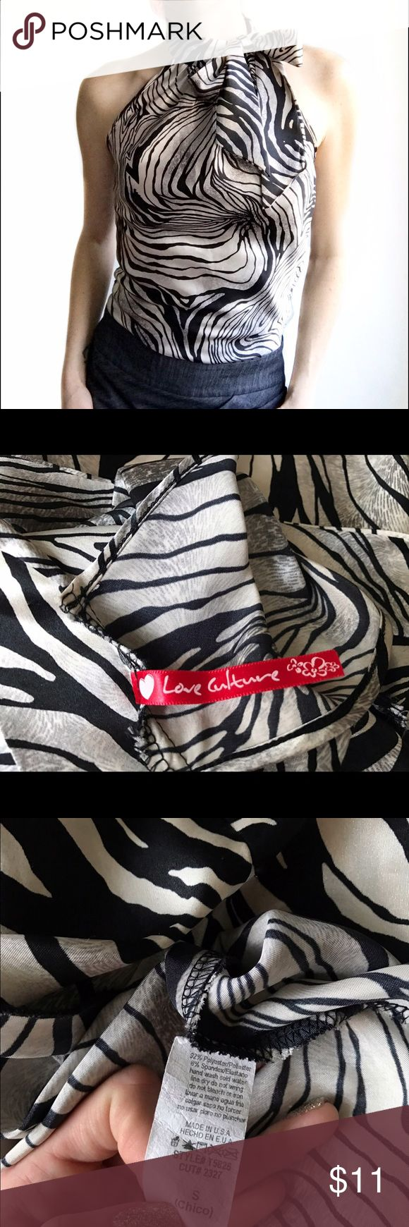 Love Culture Animal Print Blouse Gorgeous animal print blouse from the love culture store. Blouse is in beautiful preowned condition. I ship next day. Love Culture Tops Blouses