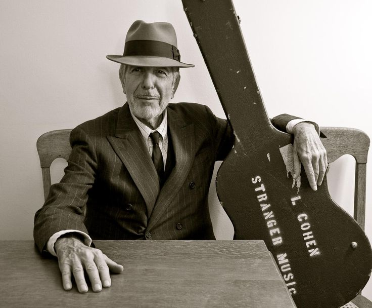 There Is a Crack in Everything, That's How the Light Gets In: Leonard Cohen on Democracy and Its Redemptions Leonard Cohen I The Writing Life