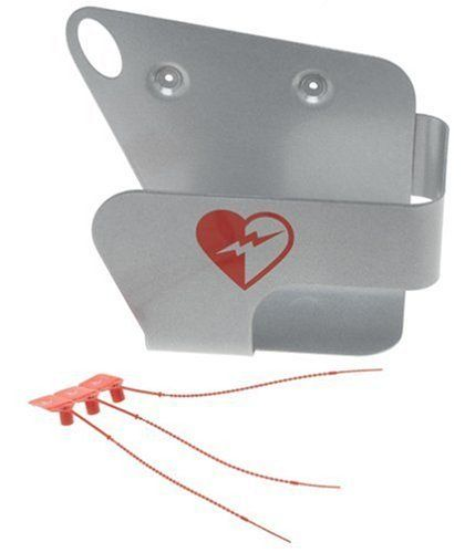 Philips HeartStart Home Automated External Defibrillator Wall Mount Bracket by Philips Medical Systems. $79.54. Conveniently stores your HeartStart Home Defibrillator to enable easy access. Keep your HeartStart readily available in case of emergency with this sturdy yet sleek aluminum bracket.. Save 14%!