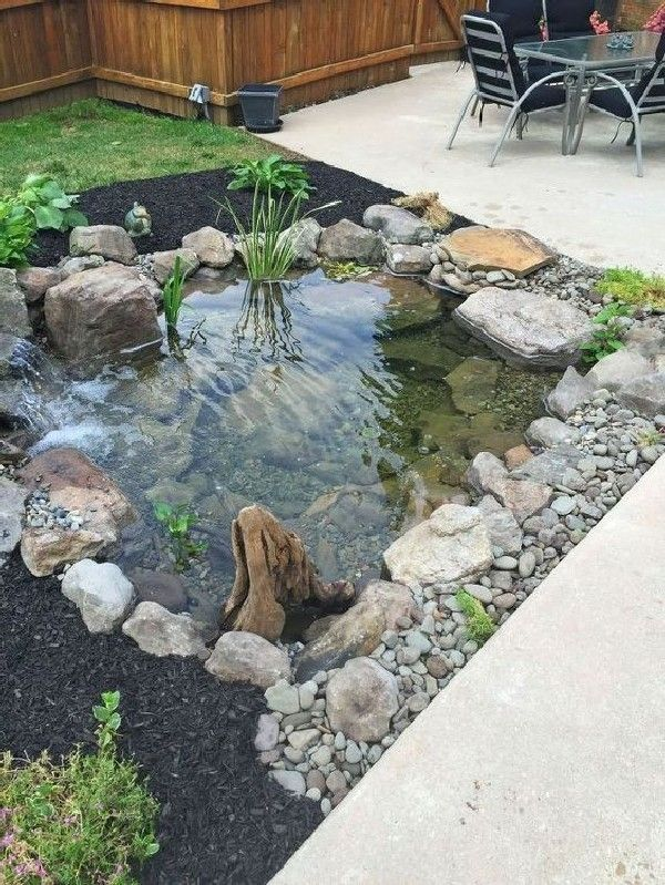 7 Best Beautiful Small Koi Pond Ideas With Images Ponds