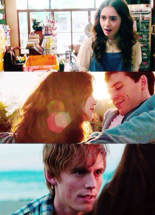 Love, Rosie directed by Christian Ditter (2014) Novel by Cecelia Ahern #ceceliaahern