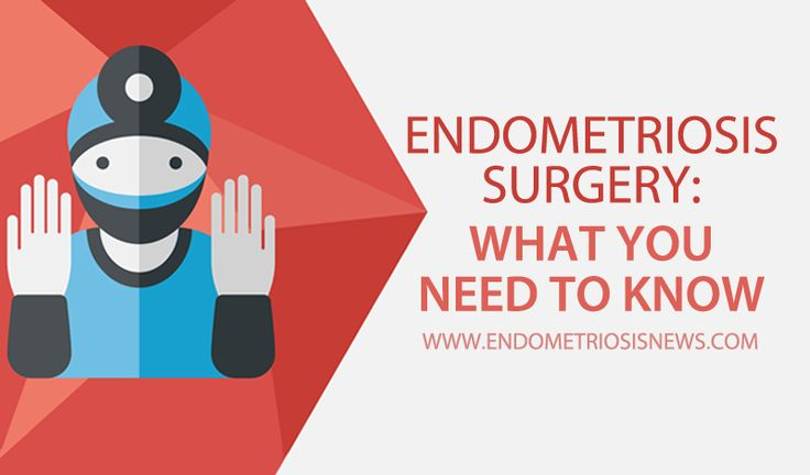 Discover more about the various surgical treatments for endometriosis.