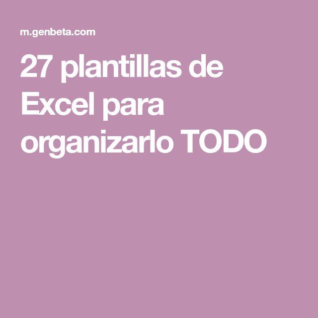 Mejores 19 imágenes de Excel en Pinterest | Hoja, Crear y Macros