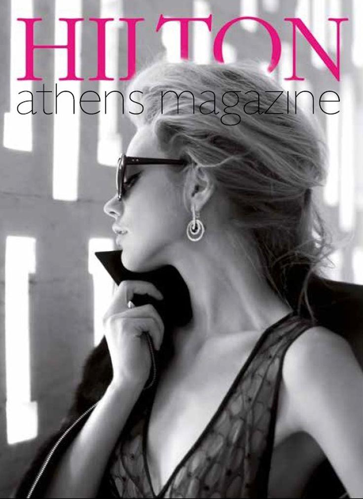 HILTON athens magazine Ιssue 28 - October 2015