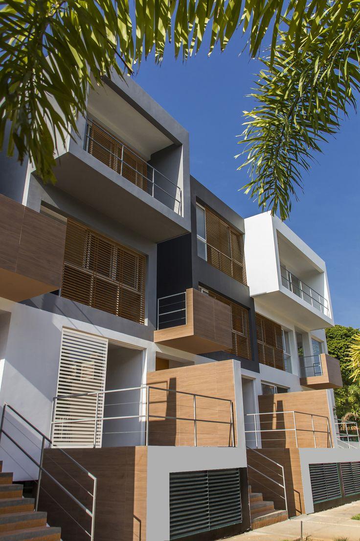 Residências Parque Virginia, Maracaibo, Venezuela by NMD | NOMADAS