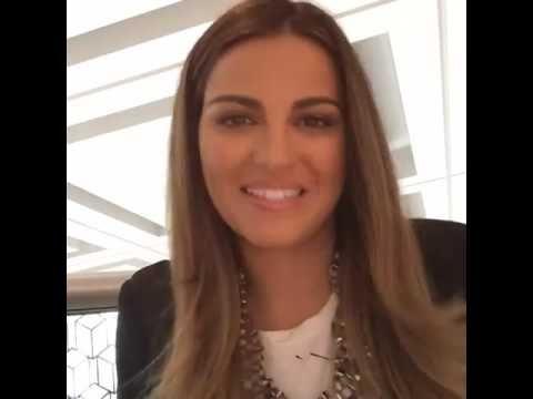 Maite Perroni - Caras Brasil FB Live Chat [07.16.2016]
