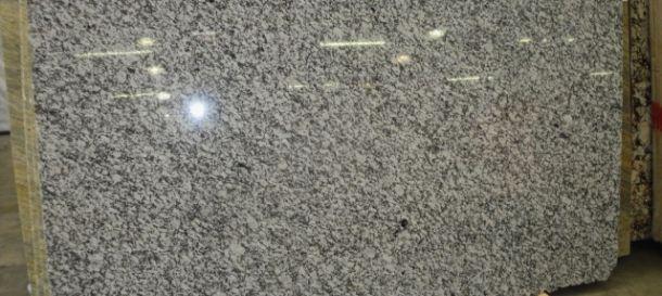Luna Pearl---CRS granite, price class low.