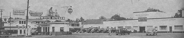 NO_White_Kitchen  in Slidell La across Lake Ponchartrain   1950s