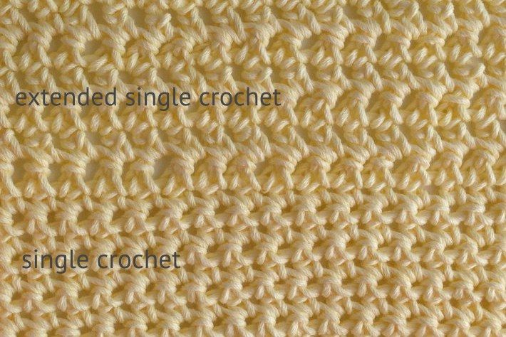 Crochet Stitches Esc : ... CROCHET STITCHES on Pinterest Crochet Stitches, Single Crochet and