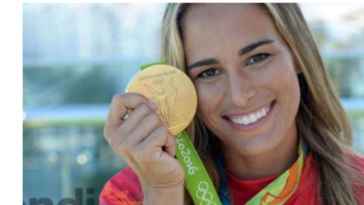 Monica Puig medalla de oro río 2016