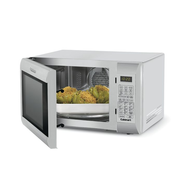 Microwave Oven Countertop Convection With Reversible Grill Rack New