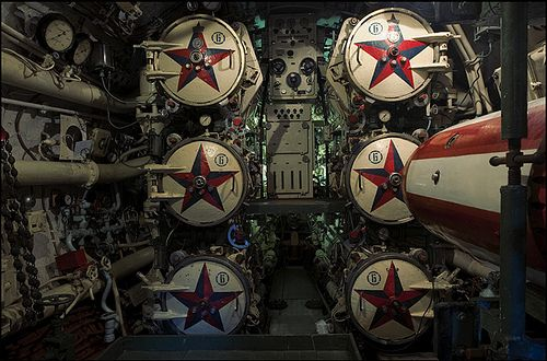 The russian submarine | Bart | Flickr