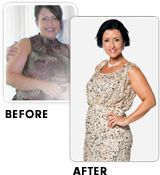 Susan Difabio Before and After Visalus