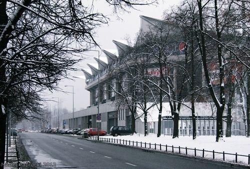 Legia Warsaw Stadium by Maciej Paprocki on 500px