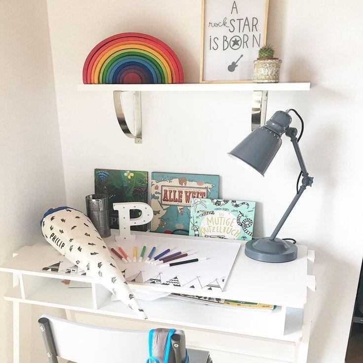 Kinderzimmer | #SoLebIch Foto Von Mitglied Meinlebensstil #Kinderzimmer  #kidsroom #desk #Schreibtisch
