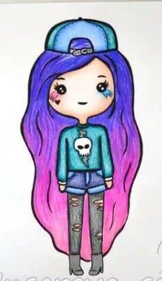 Kız çizimi Ile Ilgili Görsel Sonucu Me Cute Drawings Drawings