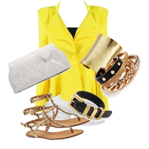 """BRING ON THE SUMMER RAIN"" by lusciouslulls on Polyvore"