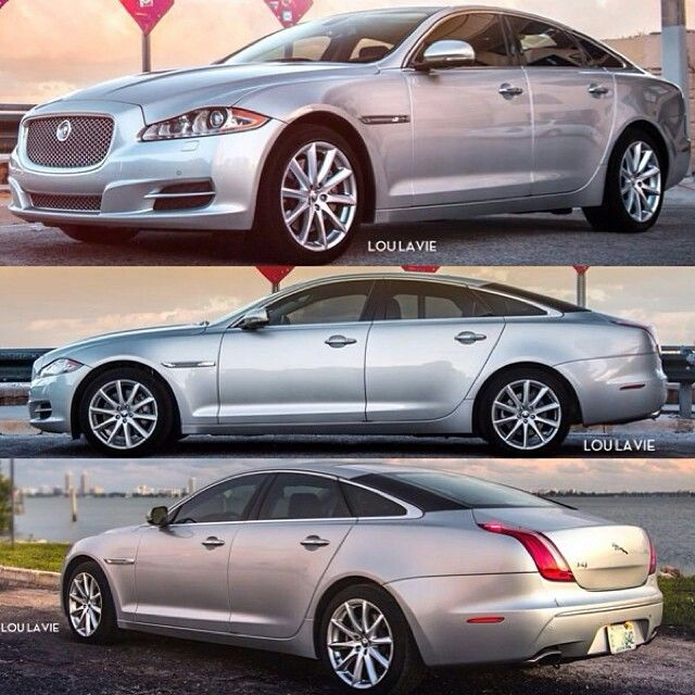 Jaguar Rental Car: 38 Best Cars: Jaguar XJ Saloon Images On Pinterest