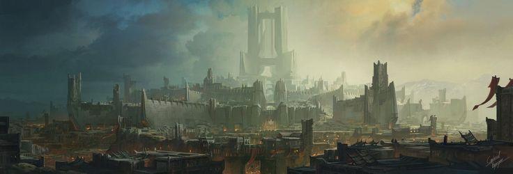 Noxus Immortal Bastion