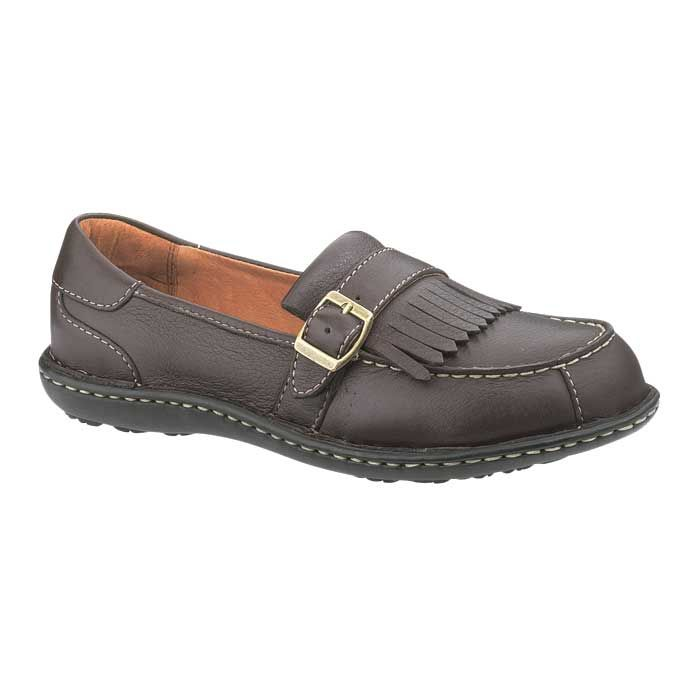 Hush Puppies Steel Toe Shoes Ladies