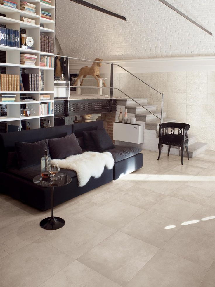 #Porcelain stoneware wall/floor #tiles WALK by Ceramiche GARDENIA ORCHIDEA #interiors