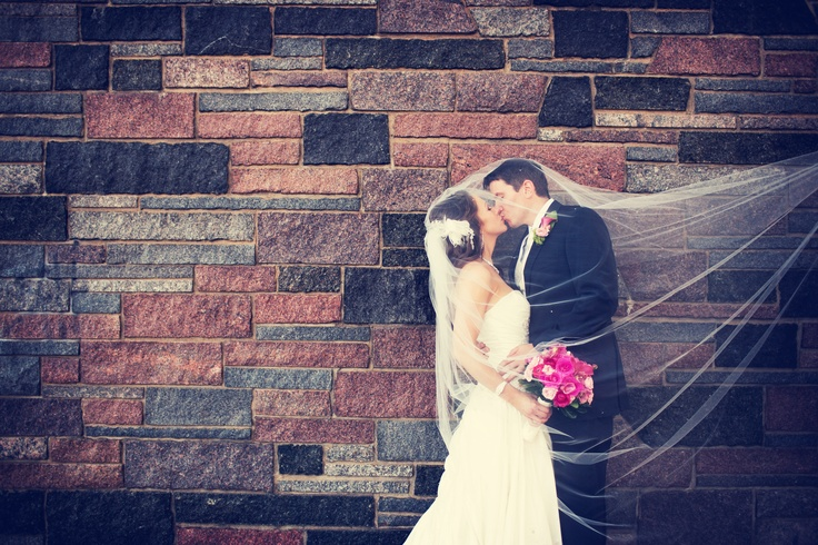 Gorgeous couple! Photo by Mike. #MinneapolisWeddingPhotographers #WeddingPhotography