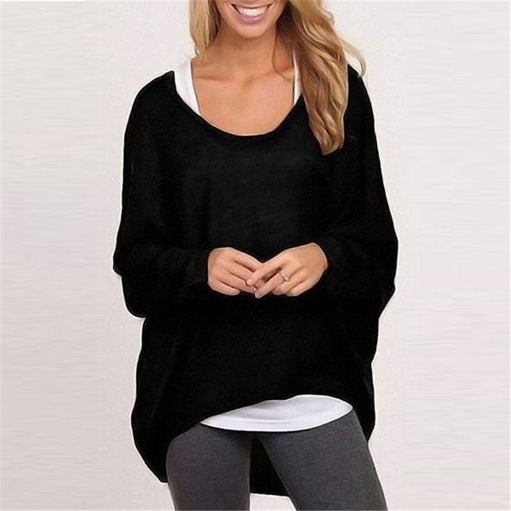 Popular Womens Baggy Shirts-Buy Cheap Womens Baggy Shirts lots ...