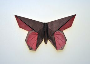 234 best images about origami butterflies on Pinterest ... - photo#43