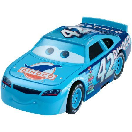 dxv35 MATTEL-Disney Cars Die-cast character-Natalie certain Vehicle NUOVO