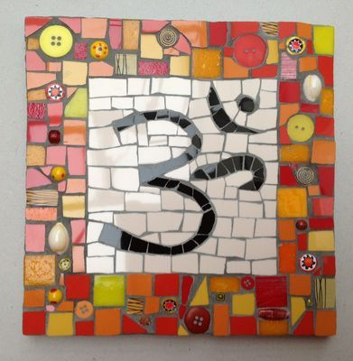 196 Best Tiles Images On House Numbers Mosaic Projects And