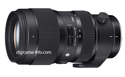 Rumors hint at super-fast Sigma 50-100mm F1.8 Art lens for APS-C DSLRs [Digital Photography Review]