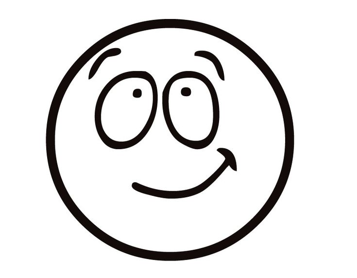 Printable Black And White Smiley Faces Free Clipart   clip ...