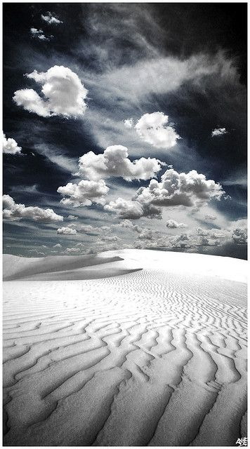 Endless....White Desert by Adonis Werther, via Flickr